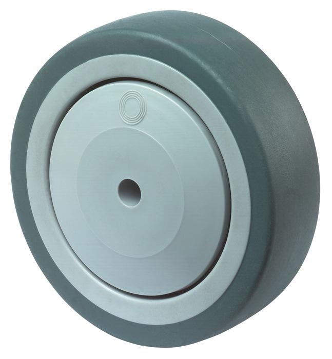 Ø15mm Rändelhohlschraubemit beweglichem Druckstück M6x45mm