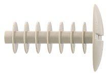 Regenhütchen Abdeckkappe für Schraube 4,5mm 100 Stk.