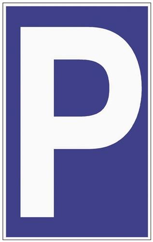 Parkplatzbeschilderungen