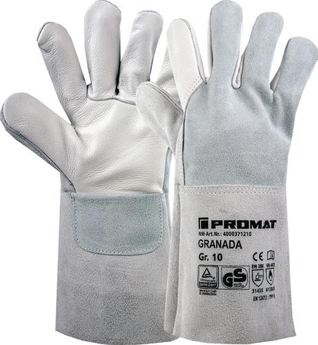 Hitze- und Schweißerschutzhandschuhe