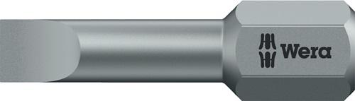 Bits für Schrauben mit Schlitz-Antrieb