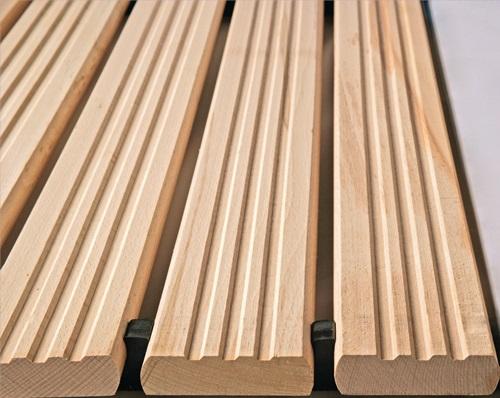 Holzlaufroste