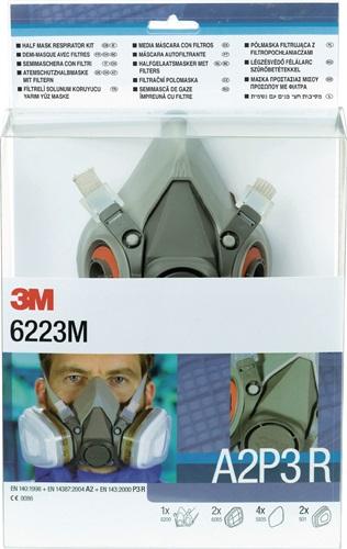 Gasedämpfemasken