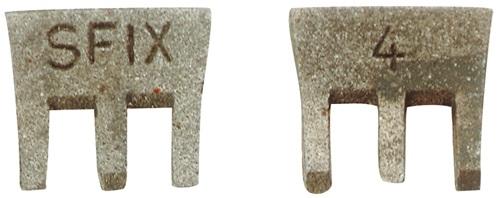 Hammerkeile und -ringe