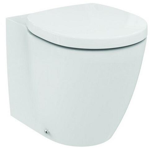 Toilettensitz // Toilettenaufsatz // Sitzverkleinerer Standardgr/ö/ße mit Lehne /& Pullerschutz wei/ß inkl Verkleinerer Toilette Toilettenau.. Bieco Name