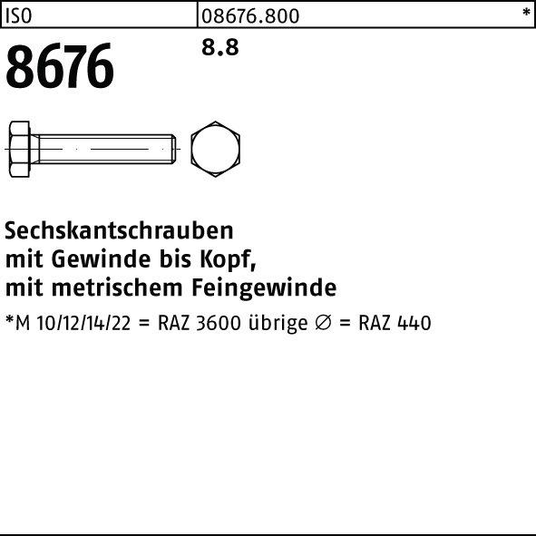 verzinkt farbl Innensechskant M 8 x 22 10.9 galv 10x DIN 912 Zylinderschraube