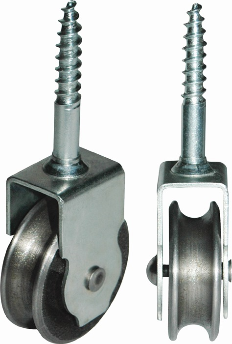 HEINRICH BETZ /& SÖHNE Schiebetorrolle Stahl verzinkt 35 kg 75 mm 9//11 mm
