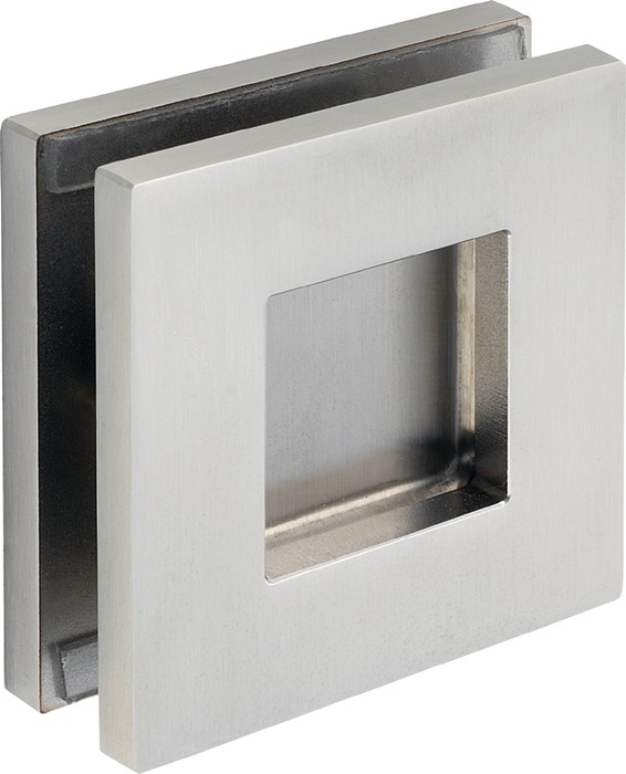 muschelgriff 5260 edelstahl matt t rst rke 8 10 mm passend f r glast ren. Black Bedroom Furniture Sets. Home Design Ideas