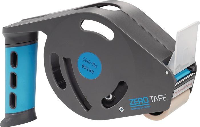 enviropack Handabroller ZEROTAPE® Ku.blau f.Band-B.48mm ENVIROPACK 902100
