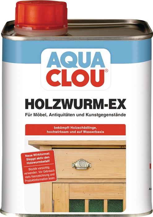 Holzschutzmittel Holzwurm Ex Farblos 0 75 L Dose Kaufen