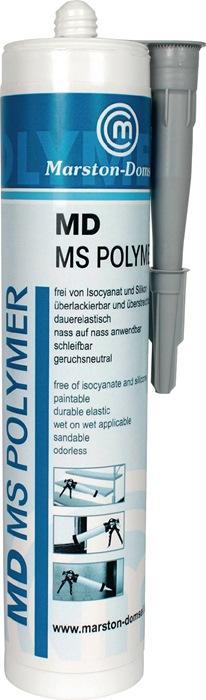Marston-Domsel MD-MS Polymer schwarz Kartusche 440 g