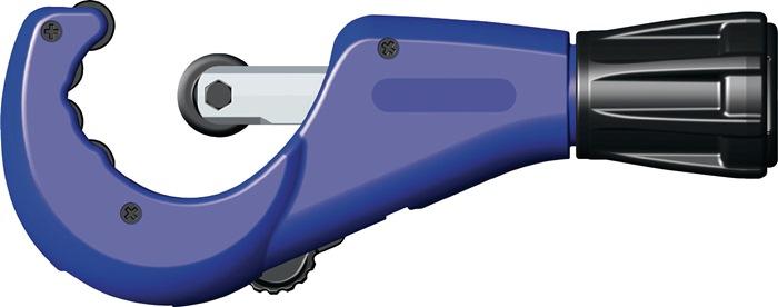 NORDWEST Handel AG Rohrabschneider 3 - 45 mm 195 mm Cu,AL,VA(max.2mm),dünnwandige Stahlrohre PROM 4000812623