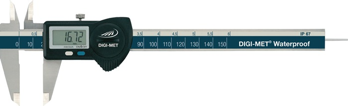 HELIOS-PREISSER-1326418-Messschieber-DIN862-DIGI-MET-IP67-200-mm-digital-eckig