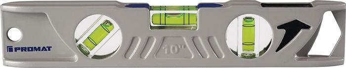 Markierhilfen PROMAT Aluminium Wasserwaage Länge 120 cm Elektro-Installation m