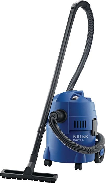 Nilfisk GmbH Nass- und Trockensauger Buddy II 12 1200 W 3600 l/min 200 mbar 12 l NILFISK 18451119