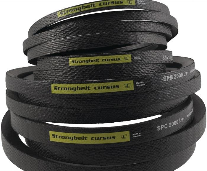 9,7 mm DIN 7753//1 von 1700 mm bis 3550 mm Keilriemen Profil SPZ