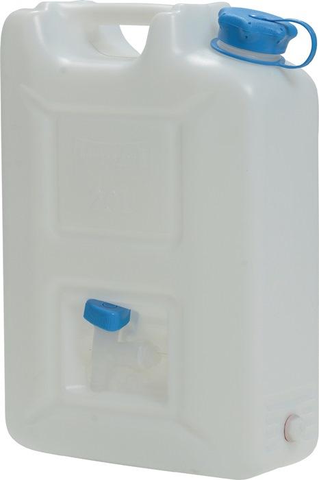 Wasserkanister 22 L Hd Pe Stapelbar Mit Auslaufhahn