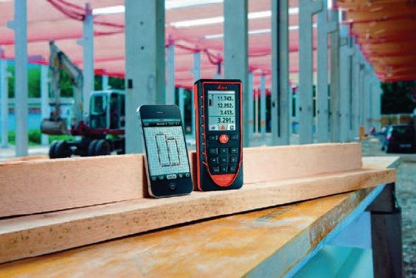 Laser Entfernungsmesser Zolltarifnummer : Laserentfernungsmesser disto™ d510 0 05 200 m ± 1 mm ip 65