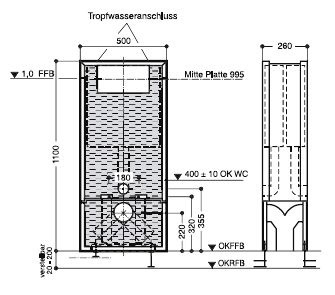 meroblock wc geberit abdeckung ablauf dusche. Black Bedroom Furniture Sets. Home Design Ideas