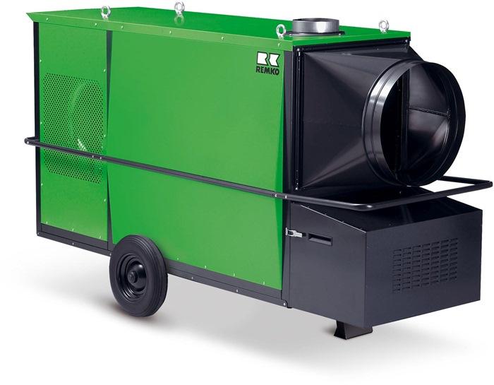 Remko /Öl-Heizautomat DZH 30-2 36 kW 116302